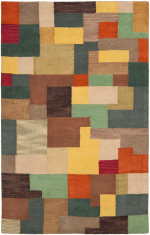 Safavieh Soho Soh923a Multi Area Rug