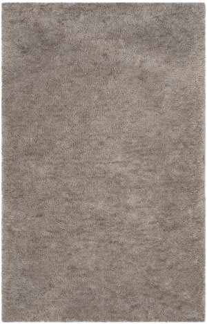 Safavieh Sheep Shag Ssg120a Silver Area Rug