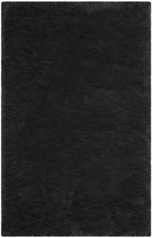 Safavieh Sheep Shag Ssg120c Charcoal Area Rug