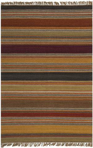 Rugstudio Sample Sale 80888R Gold Area Rug