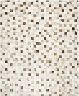 Safavieh Studio Leather STL517A Beige / Multi Area Rug
