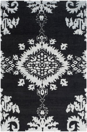 Safavieh Stone Wash Stw235e Charcoal Area Rug