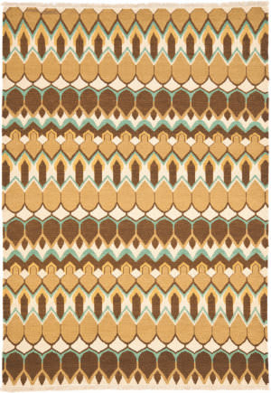 Safavieh Sumak Sum424a Beige - Brown Area Rug