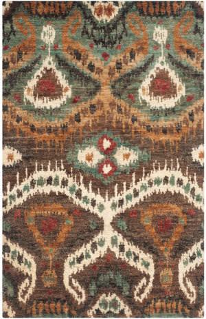 Safavieh Tangier Tgr521a White - Multi Area Rug
