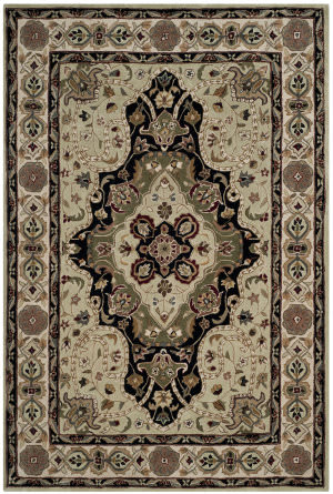 Safavieh Total Performance Tlp718a Soft Green - Ivory Area Rug