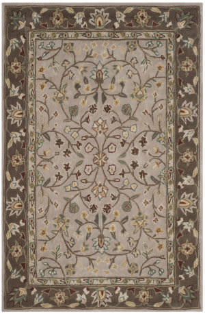 Safavieh Total Performance Tlp722b Ivory - Taupe Area Rug