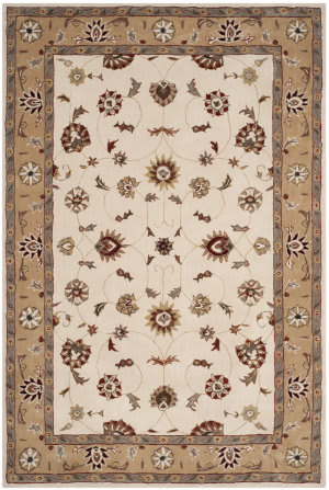 Safavieh Total Performance Tlp725b Ivory - Beige Area Rug