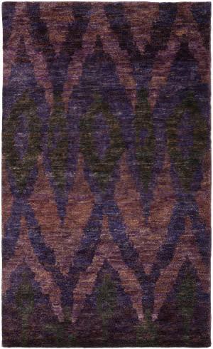 Safavieh Thom Filicia Tmf333a Midnight Violet Area Rug