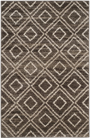 Safavieh Tunisia Tun293b Brown - Creme Area Rug