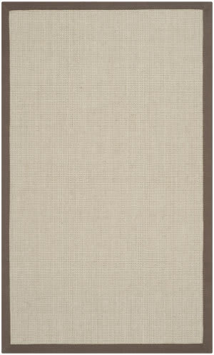 Safavieh Natural Fiber NF441F Taupe / Light Brown Area Rug