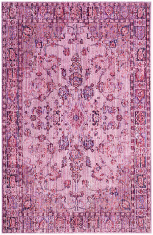 Safavieh Valencia Val105c Grey - Multi Area Rug