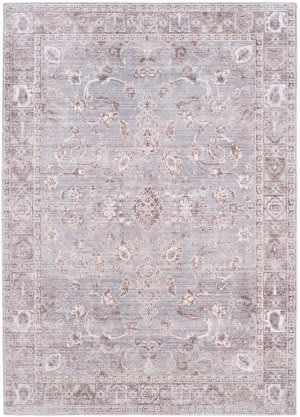 Safavieh Valencia Val105f Grey - Multi Area Rug
