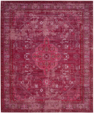 Safavieh Valencia Val127r Red - Multi Area Rug