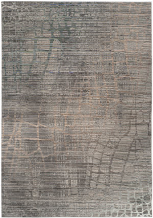 Safavieh Valencia Val204c Grey - Multi Area Rug