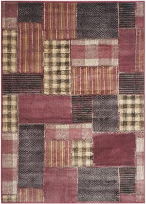 Safavieh Vintage Vtg107 Red - Multi Area Rug