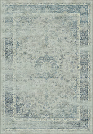 Safavieh Vintage Vtg113 Light Blue Area Rug