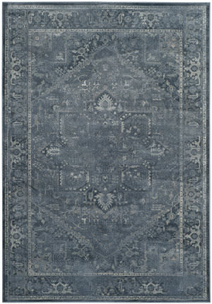 Safavieh Vintage Vtg114 Blue Area Rug