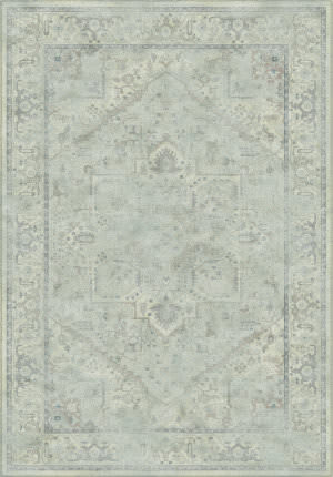 Safavieh Vintage Vtg114 Light Blue Area Rug