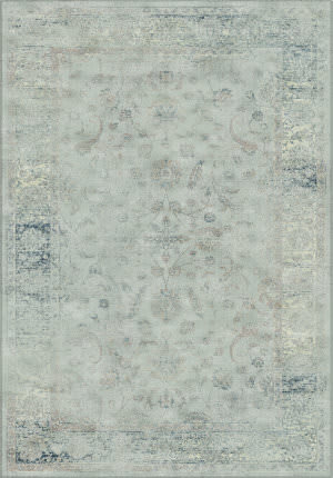 Safavieh Vintage Vtg120 Light Blue Area Rug