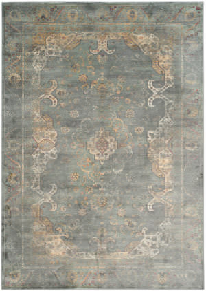 Safavieh Vintage Vtg137 Grey - Multi Area Rug
