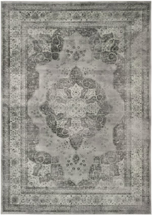 Safavieh Vintage Vtg158 Grey - Multi Area Rug