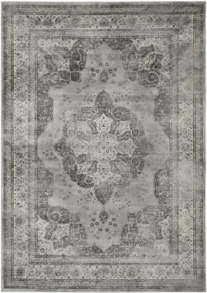 Safavieh Vintage Vtg158 Grey - Multi Area Rug