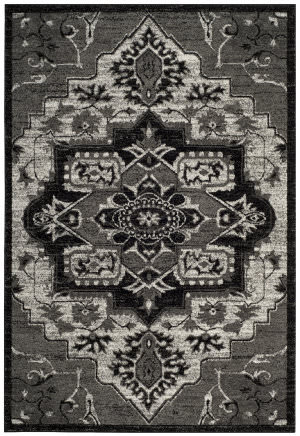 Safavieh Vintage Hamadan Vth221k Light Grey Area Rug