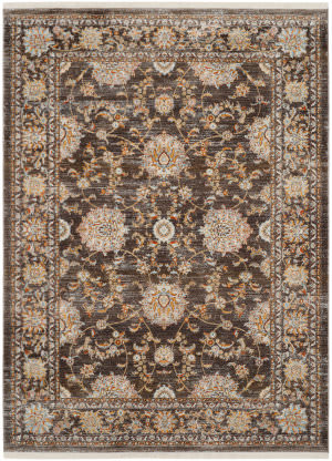 Safavieh Vintage Persian Vtp469d Brown - Multi Area Rug