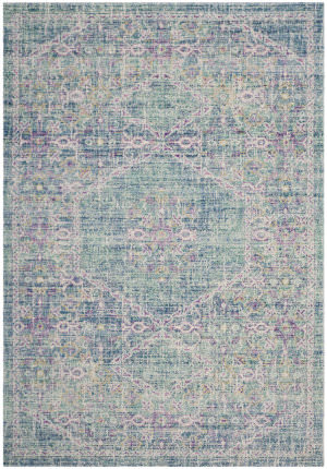 Safavieh Windsor Wds311s Spa - Fuchsia Area Rug
