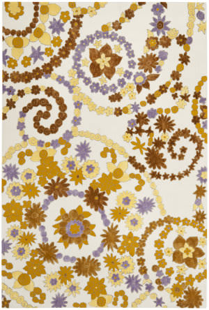Safavieh Wilton Wil343a Ivory - Brown Area Rug