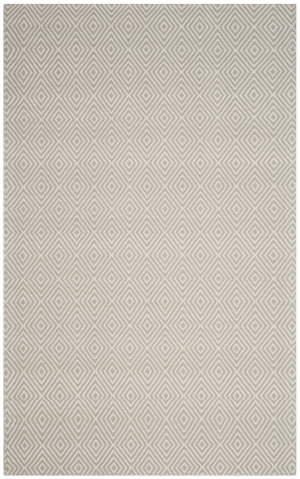 Safavieh Wilton Wil715d Light Grey - Ivory Area Rug