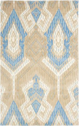 Safavieh Wyndham Wyd373c Blue / Ivory Area Rug