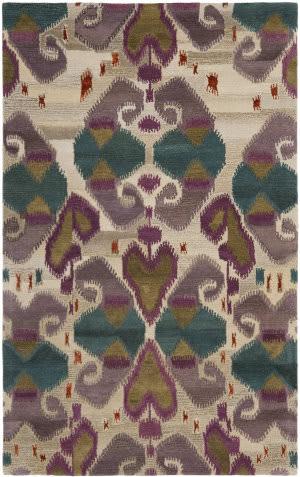 Safavieh Wyndham Wyd416a Ivory / Multi Area Rug
