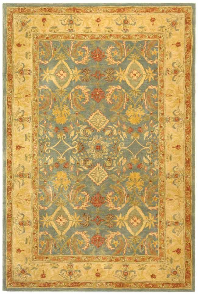 Safavieh Anatolia An544d Light Blue Ivory Clearance