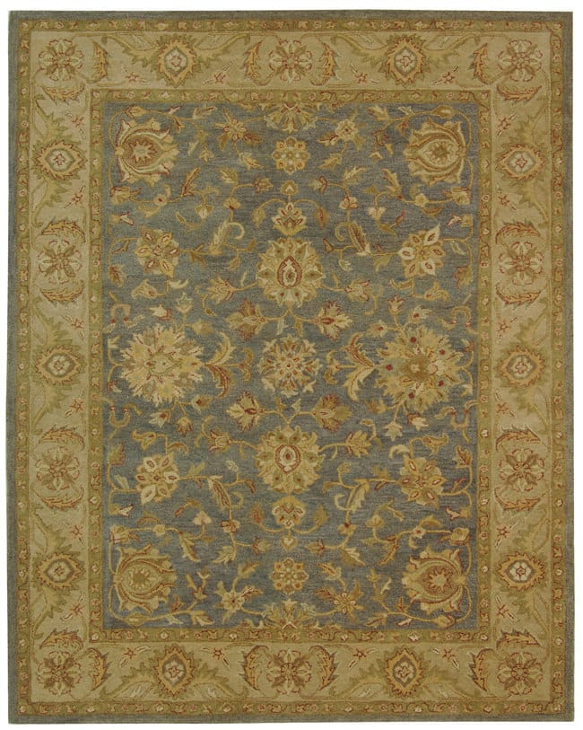 Safavieh Antiquities At312a Blue Beige Area Rug