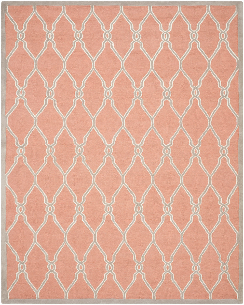 Safavieh Cambridge Cam352w Coral Ivory Clearance Rug