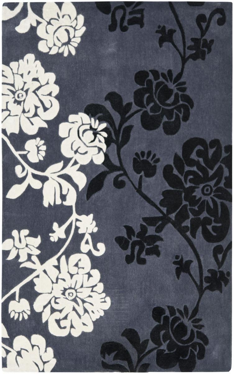 Safavieh Modern Art Mda623a Dark Grey Multi Rug Studio
