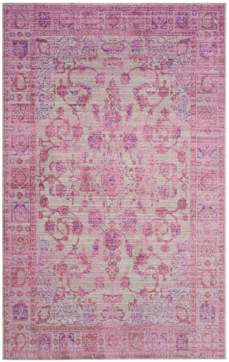 Safavieh Valencia Val103h Pink Multi Rug Studio