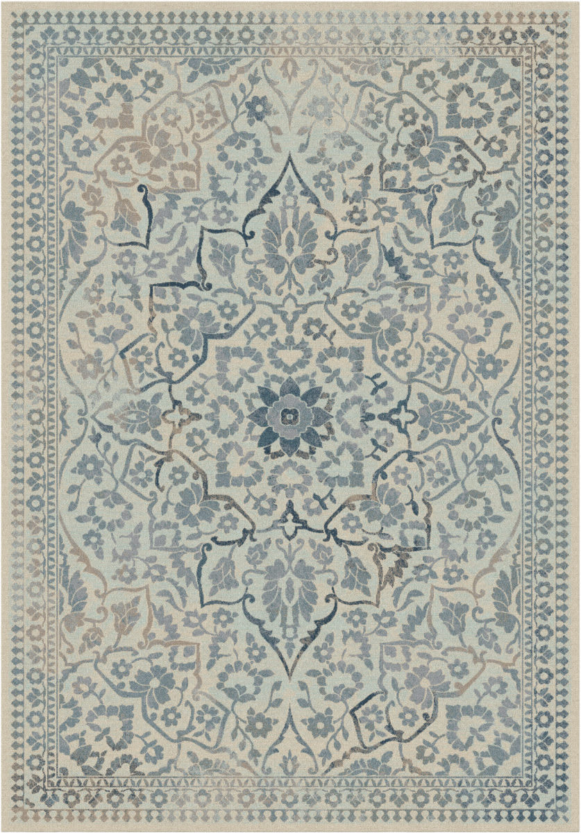 Safavieh Vintage Vtg175 Cream Light Blue Rug Studio