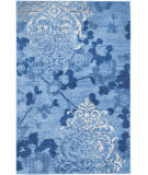 Safavieh Adirondack ADR114F Light Blue - Dark Blue Area Rug