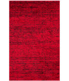 Safavieh Adirondack ADR117F Red - Black Area Rug