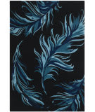 Safavieh Allure Alr121b Black - Blue Area Rug