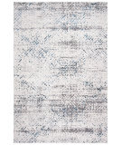 Safavieh Amalfi Amf552b Cream - Navy Area Rug