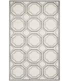 Safavieh Amherst Amt411e Ivory / Light Grey Area Rug