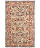 Safavieh Anatolia AN521A Green - Gold Area Rug