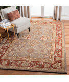 Safavieh Anatolia AN529A Grey - Red Area Rug