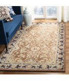 Safavieh Anatolia AN545A Rust - Brown Area Rug
