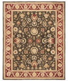 Safavieh Anatolia AN548B Charcoal - Red Area Rug