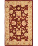 Safavieh Anatolia AN556F Red - Sage Area Rug
