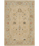 Safavieh Anatolia AN569C Natural - Soft Turquoise Area Rug